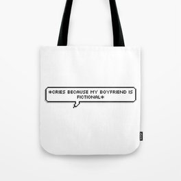 book boyfriends? Tote Bag