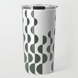 Plant Geometric Art Travel Mug