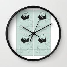 HAIR LOSS Wall Clock
