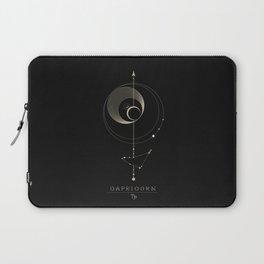 Capricorn Zodiac Constellation Laptop Sleeve