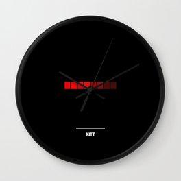 KITT (K 2000) Wall Clock