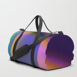 Star Crossed Neon Duffle Bag