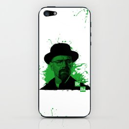 Breaking Bad Green iPhone Skin