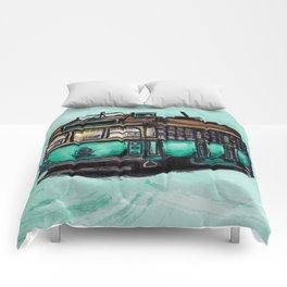 Melbourne Tram Comforters