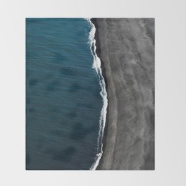 Coast 3 Throw Blanket