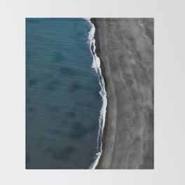 Coast 3 Throw Blanket