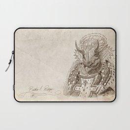 Béatrice E. Ratops Laptop Sleeve