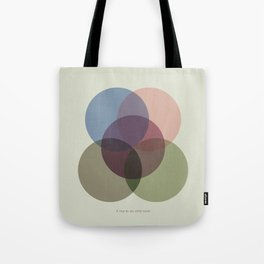 Rose One Tote Bag