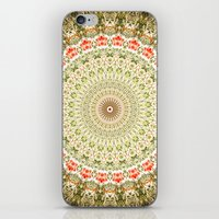 carnival iPhone & iPod Skins featuring Carnival by Jane Lacey Smith