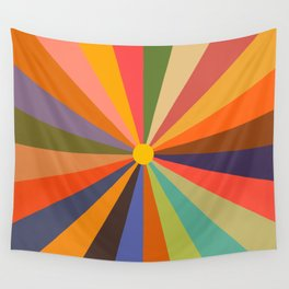 Sun - Soleil Wall Tapestry