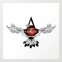 AC Assassins Art Print