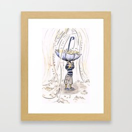 Pennies From Heaven Framed Art Print