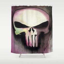 Punishable Shower Curtain