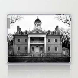 Hampton Mansion  Laptop & iPad Skin
