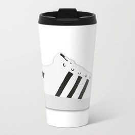 Superstar The Three Stripes Black & White Travel Mug