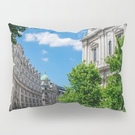 St. Paul's Cathedral in Color, London Pillow Sham