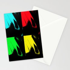 Agate Pop Art Stationery Cards
