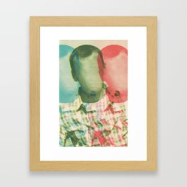 Untitled Archive I Framed Art Print