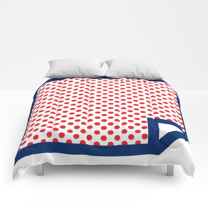 Lichtenswatch - Cold Shoulder Comforters