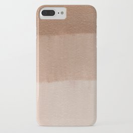 Dusty Rose Ombre iPhone Case