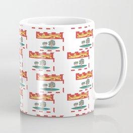 flag of prince edward island -pei,islander,Charlottetown Coffee Mug