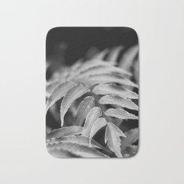 Deep In - leaves & fern Bath Mat