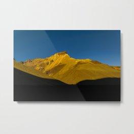 Aconcagua National, Park, Mendoza, Argentina Metal Print