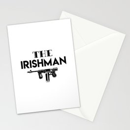the irishman Stationery Cards