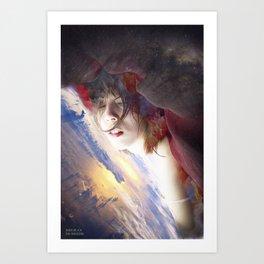 Divinity: Telekinesis  Art Print