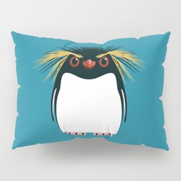 Rockhopper Penguin Pillow Sham