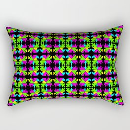 Phillip Gallant Media Design - Design LXXXVII Rectangular Pillow