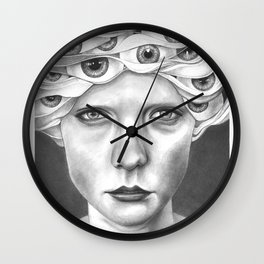 anthem for a seventeen year old series n5 Wall Clock