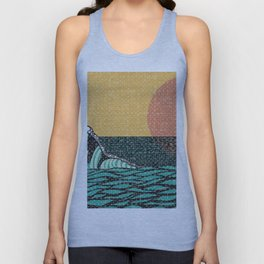 Sunrise V Unisex Tank Top