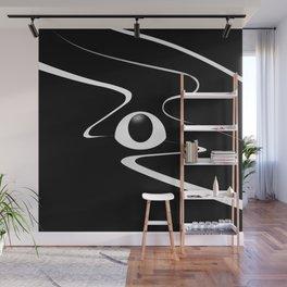 lazy eye Wall Mural