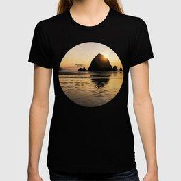 Cannon Beach haystack T-shirt