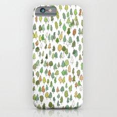 A Tree Falls Slim Case iPhone 6s