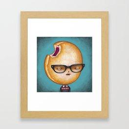 Donutcula Framed Art Print