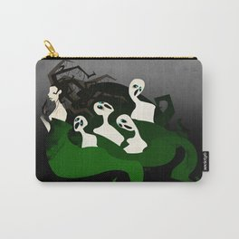 Hel the Goddess of Death Carry-All Pouch