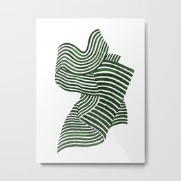 Movement Metal Print