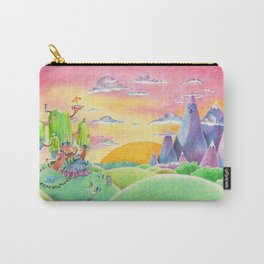 Land of Ooo Carry-All Pouch