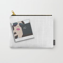 SELF OBSESSED QUEEN Carry-All Pouch