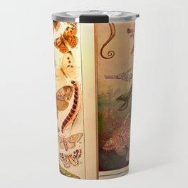Nature  Juxtaposed Travel Mug