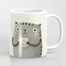 I♥milk Coffee Mug