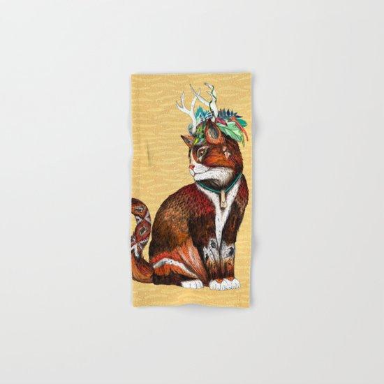 Wizard Cat Hand & Bath Towel