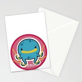 Octodrummer Stationery Cards