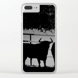 The Kings of Spain Clear iPhone Case