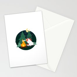 Forest of the Unicorn Stationery Cards