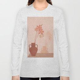 Flower Vase Long Sleeve T-shirt
