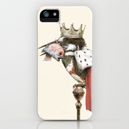 King Fisher iPhone Case