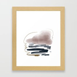 Introversion XIII Framed Art Print